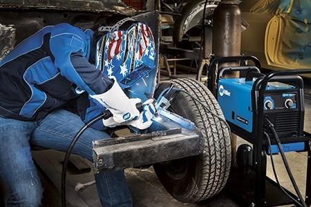 Miller Multimatic welder 220 review